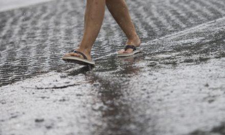Meteorologen: — Det ser ikke ut til at vi får sommeren igjen med det første – Karmøynytt