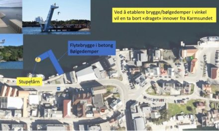 Vil etablere stupetårn i alle tre byene – Karmøynytt