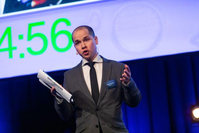Fikk tilslag på 185 millioner kroner – Næringsforeningen Haugalandet