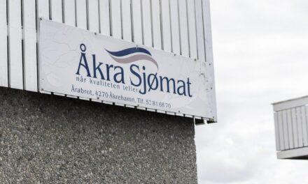 Åkra Sjømat og K-Fisk jobber med sammenslåing – Karmøynytt