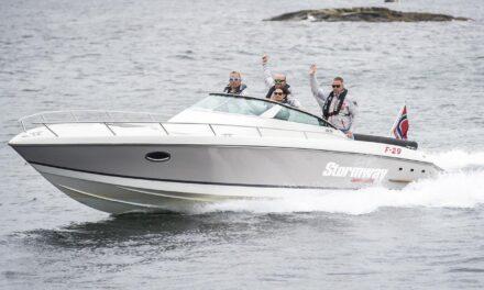 Se bildene fra West Powerboat Week – Karmøynytt