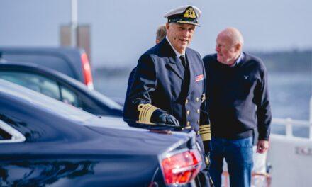 Kong Harald er innlagt på Rikshospitalet – Karmøynytt