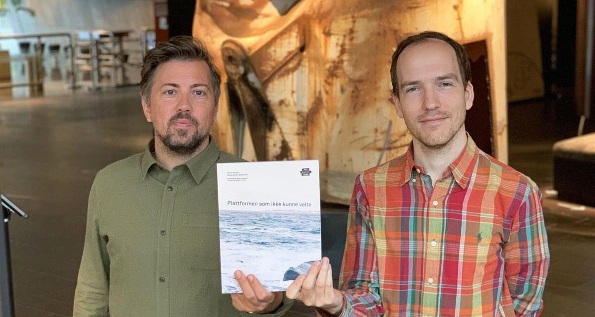 Dette er årets «Hele Rogaland leser-bok» – Karmøynytt