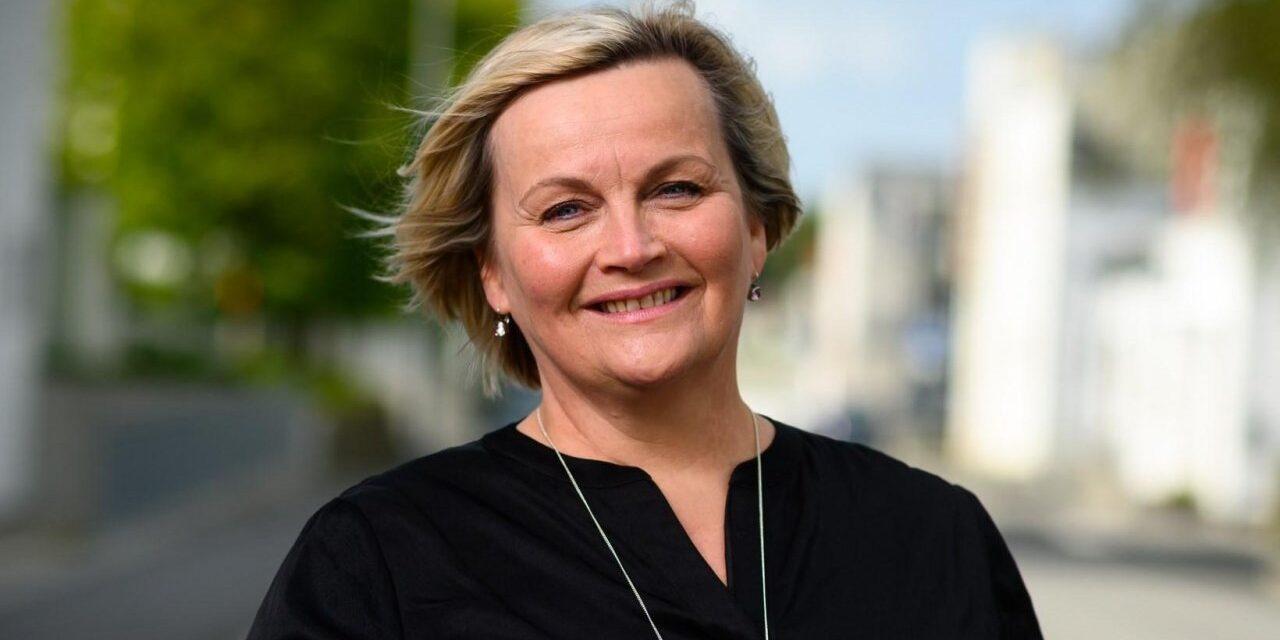 Aase Simonsen på 15.plass – Karmøynytt