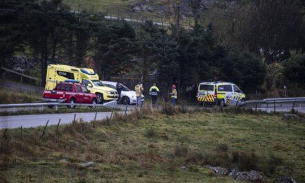 Bil kjørte i autovern på Karmøy – Karmøynytt