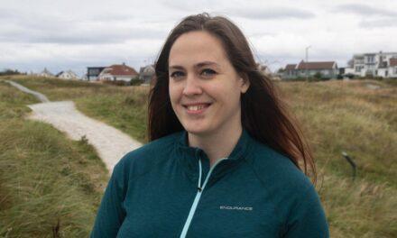 Linn Kristin (31) inviterer til joggeturer med fokus på psykisk helse – Karmøynytt