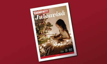 Les årets juleavis her – Karmøynytt