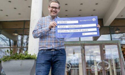 Fikk penger til å etablere møteplass for ungdom: – Det er en skikkelig optimisme og giv på Kolnes nå – Karmøynytt