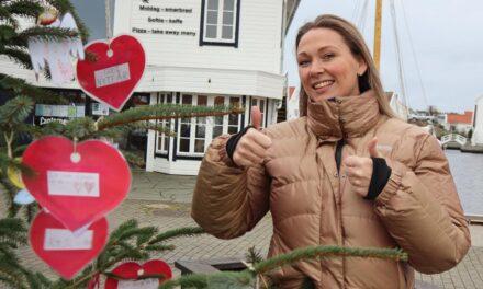 Satser stort på Jule- og nyttårslotteri i Skudeneshavn:   – Vi skal toppe fjorårets fyrverkeri – Karmøynytt