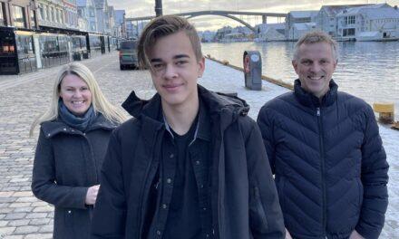 Reiselivslinja med frieri til elever og bedrifter – Karmøynytt