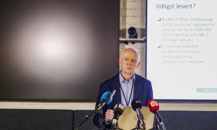 FHI: Lav andel nordmenn får vaksine i første kvartal – Karmøynytt