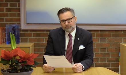 Se ordfører Jarle Nilsen sin nyttårstale her – Karmøynytt