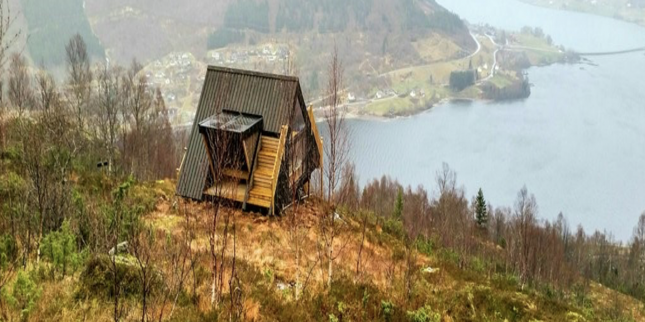 Stor suksess i Vestland. Nå kan hytta komme til Karmøy – Karmøynytt