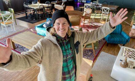 Jan Thomas inviterer alle som er lei av hjemmekontor til idylliske Skaarnesheimen – Karmøynytt