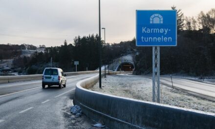 Karmøytunnelen åpen igjen – Karmøynytt