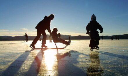 Smelter fortere enn man tror: – Det er absolutt ikke anbefalt å gå på isen – Karmøynytt
