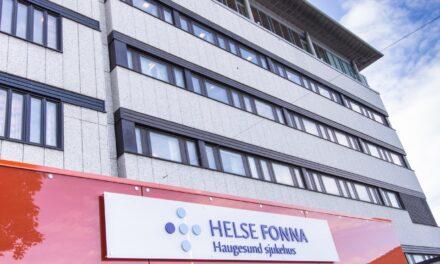 Tre nye korona-pasienter innlagt i Haugesund – Karmøynytt