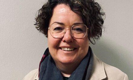 Blir idrettslagets første kvinnelige styreleder:  — Kjekt at en kan vise vei for andre ungdommer – Karmøynytt