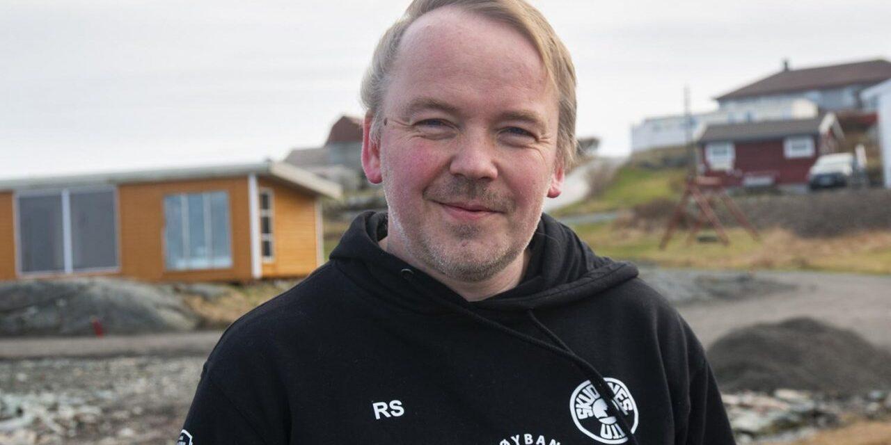Ronny (45) satser på familiebedriften: — Vil bygge noe som jeg kan være litt kry av – Karmøynytt