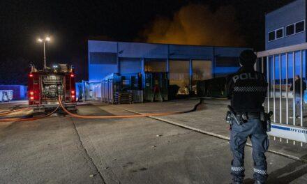 Ragn-Sells etter brannen i sorteringsanlegget: – Ser bedre ut enn fryktet – Karmøynytt