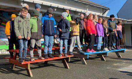 Disse Karmøy-elevene var med på å sette ny nasjonal rekord – Karmøynytt