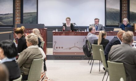 Dette skjedde i kommunestyremøtet mandag – Karmøynytt