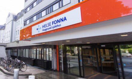 Helse Fonna letter på besøksrestriksjonene: – Men det vil likevel ikke være fritt frem – Karmøynytt