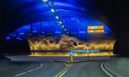Karmøytunnelen åpen igjen etter bilberging – Karmøynytt