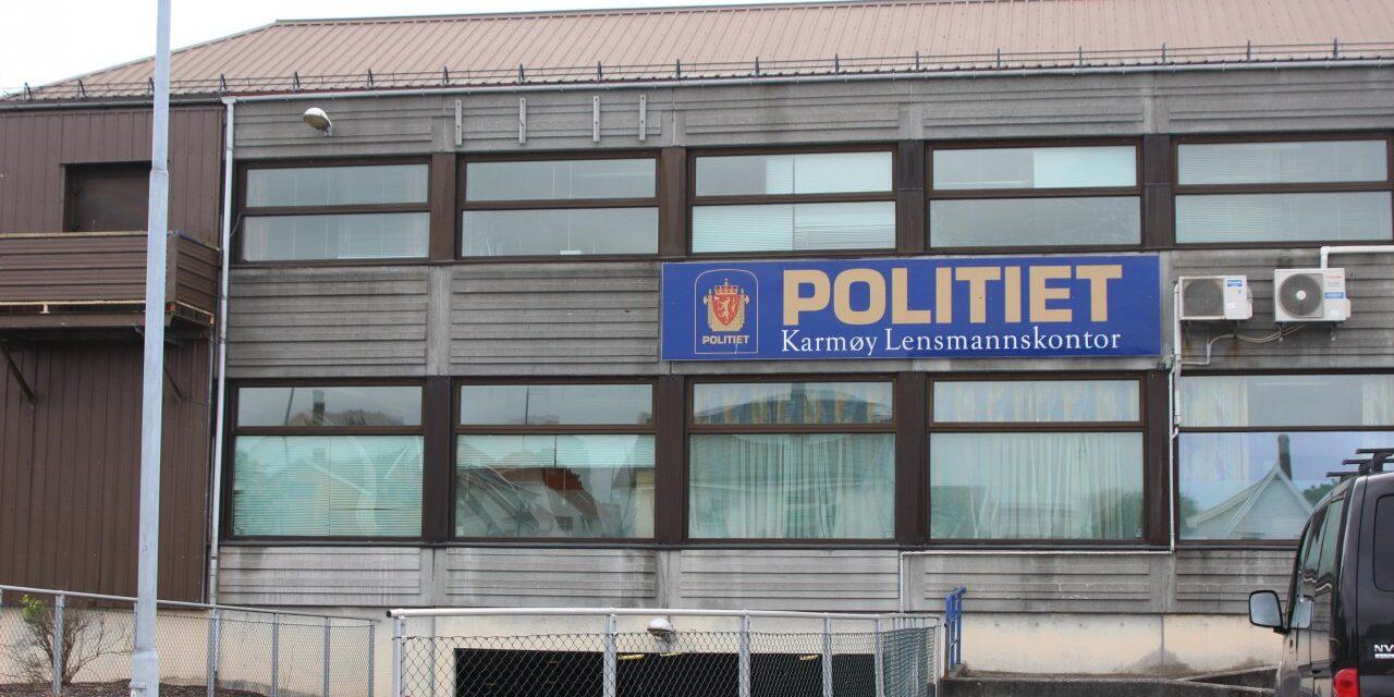 Leter etter ny lokasjon for politistasjonen – Karmøynytt