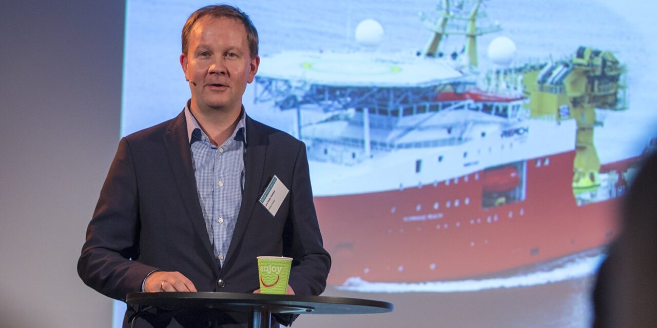 Solstad Offshore sikret seg nye kontrakter – Karmøynytt