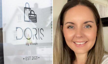Vivian (34) åpner ny butikk i Skudeneshavn: – Gleder oss til å være på plass igjen – Karmøynytt