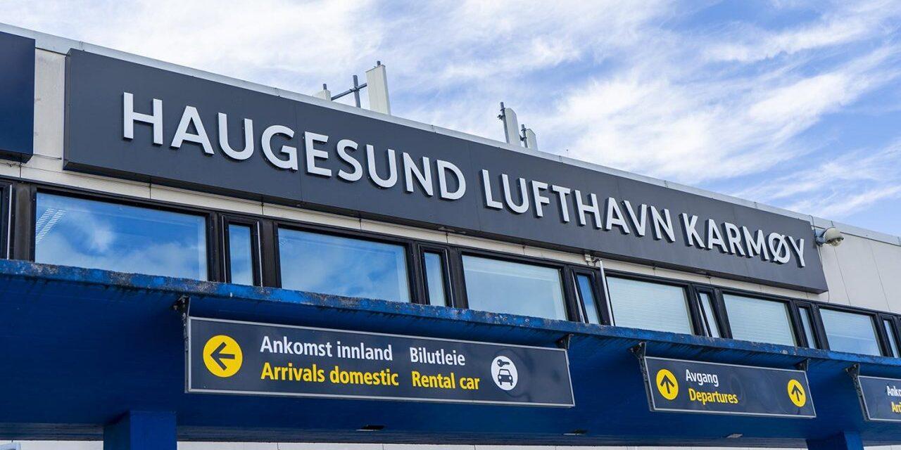 Bekrefter charterrute fra Helganes: –Det er vi veldig glade for – Karmøynytt