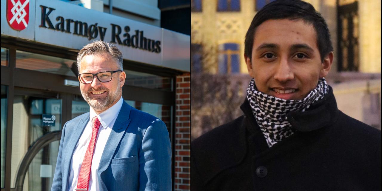 Dagen derpå: Dette sier Jarle Nilsen fra Ap og Kristian Mateo Norheim fra Rødt om valgresultatet: – På tide med et skifte – Karmøynytt