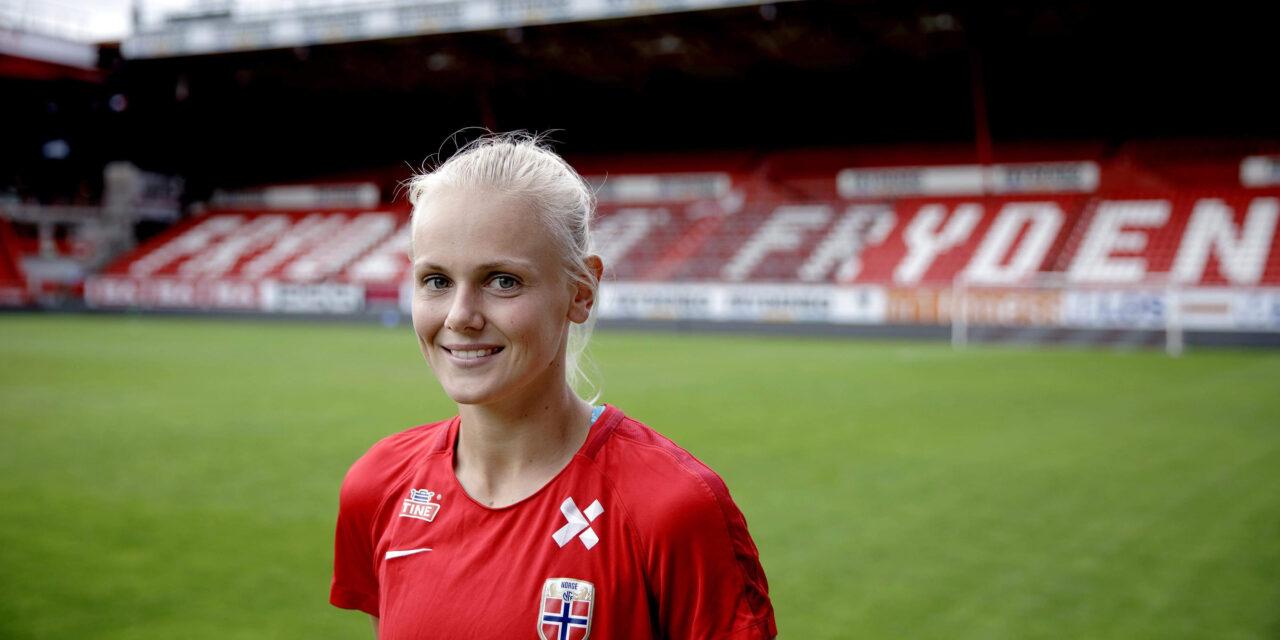 Nok en Avaldsnes-spiller tatt ut på landslaget – Karmøynytt